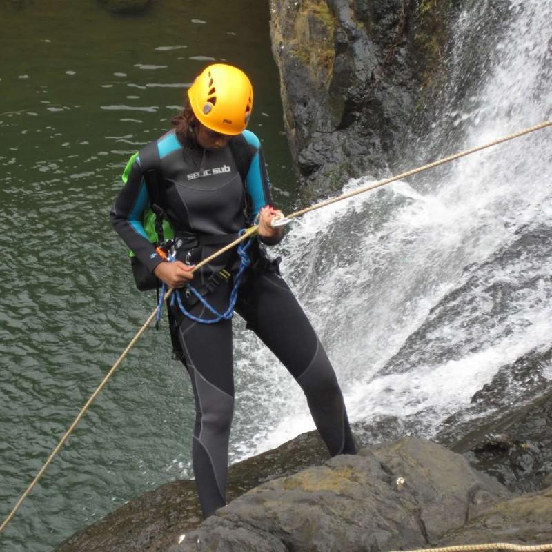 Canyoning - Tamarin Falls