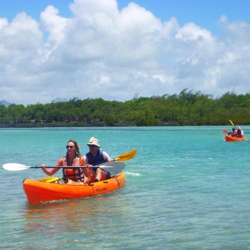 Kayak - île d'Ambre