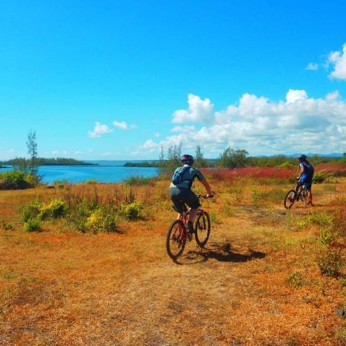 VTT - Parc National de Bras d'Eau