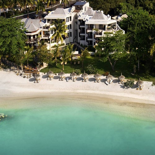 Le Cardinal Exclusive Resort - Trou aux Biches