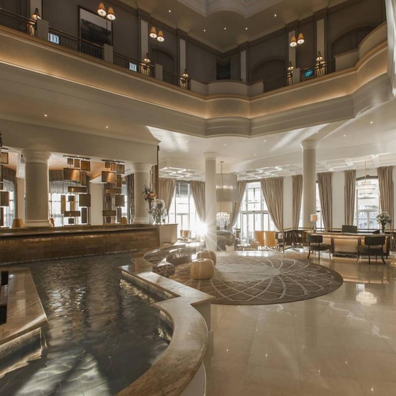 Labourdonnais Waterfront Hôtel