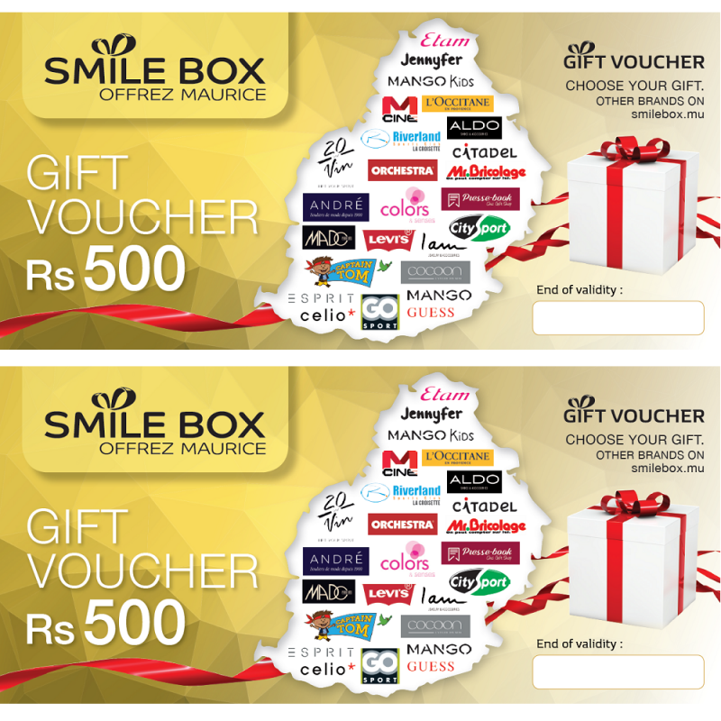 Gift Voucher Multi Brands